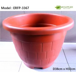 ERA3367  Flower Pot D38cm x H32cm