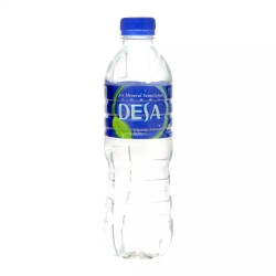 500ml desa mineral water