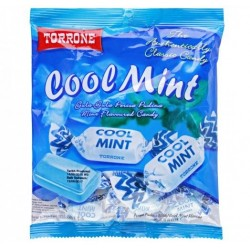 150g torrone cool mint flavour candies