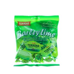 150g torrone barley lime flavour candies