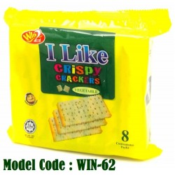 18g 8pcs i like cracker-vegetable(986F)