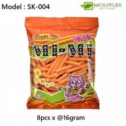 8in1 Snek Ku Mimi Prawn Flavour Snacks