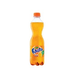330ml Fanta Orange Plastic Bottle