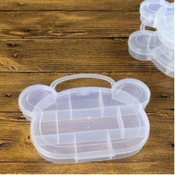 11 compartment bear storage box