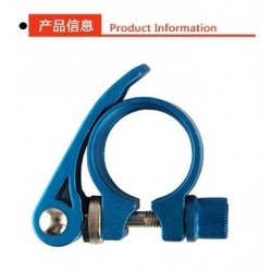 bicycle seat post clamp