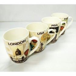 10.5*8cm landmark cup