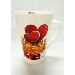 12.5*8.5cm love cup