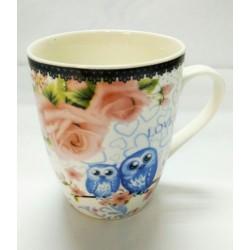 10*8cm owl cup