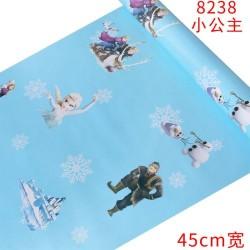 45cm*10m?? frozen wallpaper