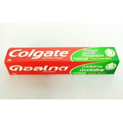 40g col toothpaste(green)