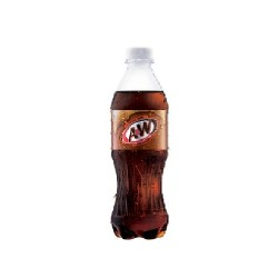 330ml A&W Sarsi Plastic Bottle