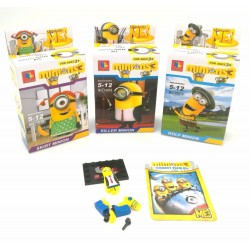 203A despicable me 3 micro block (minion)
