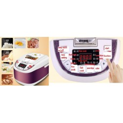 1.8lt m/purpose rice cooker