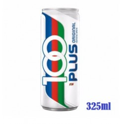 325ml 100Plus Drink Can (min. order 24pcs)