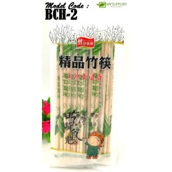 15pairs disposable bamboo chopstick 19cm*0.05cm