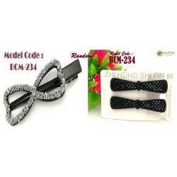 hair clip L7cm*W2cm