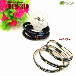 3in1 Flat Line Printed Hair Band