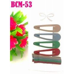 12pcs colour hair pin L5cm