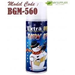 250ml snow spray