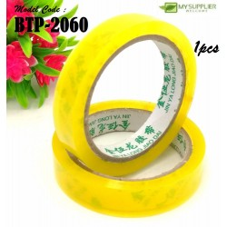 2060 transparent tape 20mm