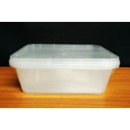 FR750 3pcs sq.container L17.5xW12.2xH5.5cm