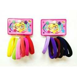 6pcs hair bands