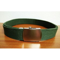 3cm army belt (green)