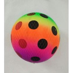 24cm dot ball + net bag