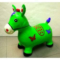 56*49cm inflatable toy donkey