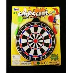 3311 shoot game dart set
