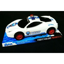 402747 super speed police car 24cm*11cm