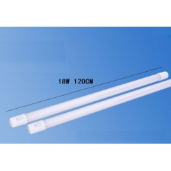 120cm 6500k 18w long led tube