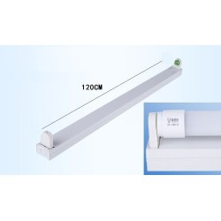 120cm long led tube housing(124cm)