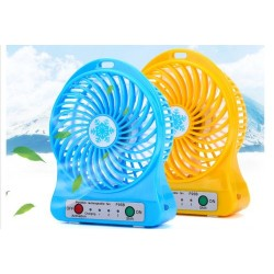 10cm usb charging portable fan