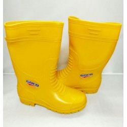 no.5 yellow boot shoes*