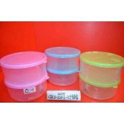 yokafo 2pcs container +