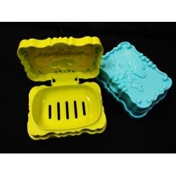 2in1 square soap box