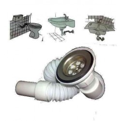 1/2  washing bowl pipe*