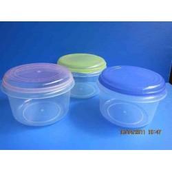 Yokafo Transparence Container W17.5cmxH13cm
