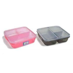 yokafo transparence rice container* L18*W18*H5cm