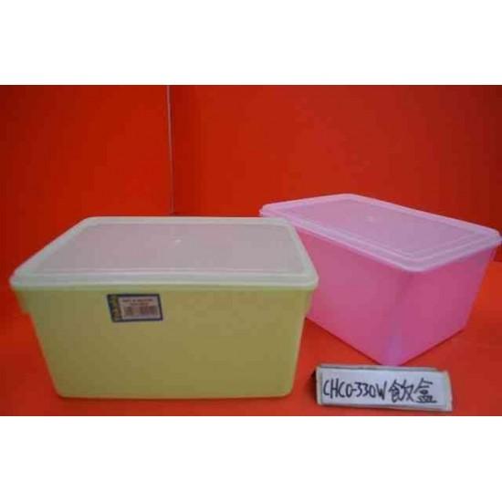 yokafo 3.3ltr 330 white container*22.5*17*12cm