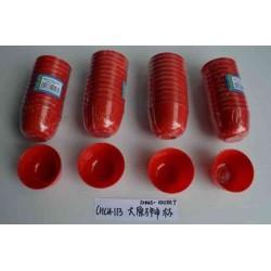 yokafo 12pcs big Cup Acuan Kuih Apam Lompang Mould D5CM*H3.5CM