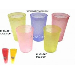 yokafo 4pcs 12ot flower cup*