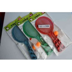 yokafo 2pcs badminton set
