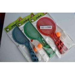 yokafo 2pcs badminton set