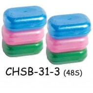 yokafo 3pcs color soap box +