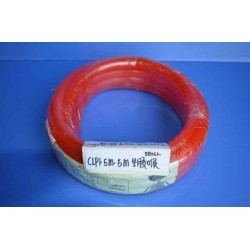 16MM x 5M orange pvc hose