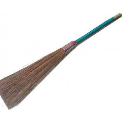 lily broom with handle 120cm