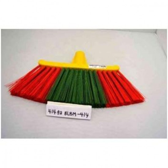 414 plastic paddy broom *