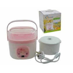 hh-010#0.8l electric steel pot (happyhome)